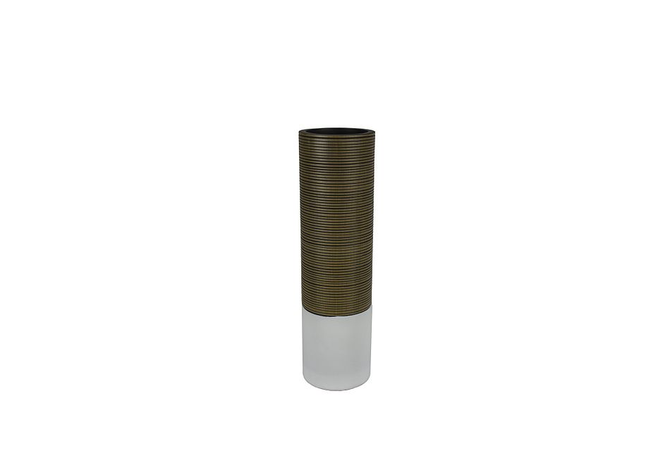 Vita Brown Vase