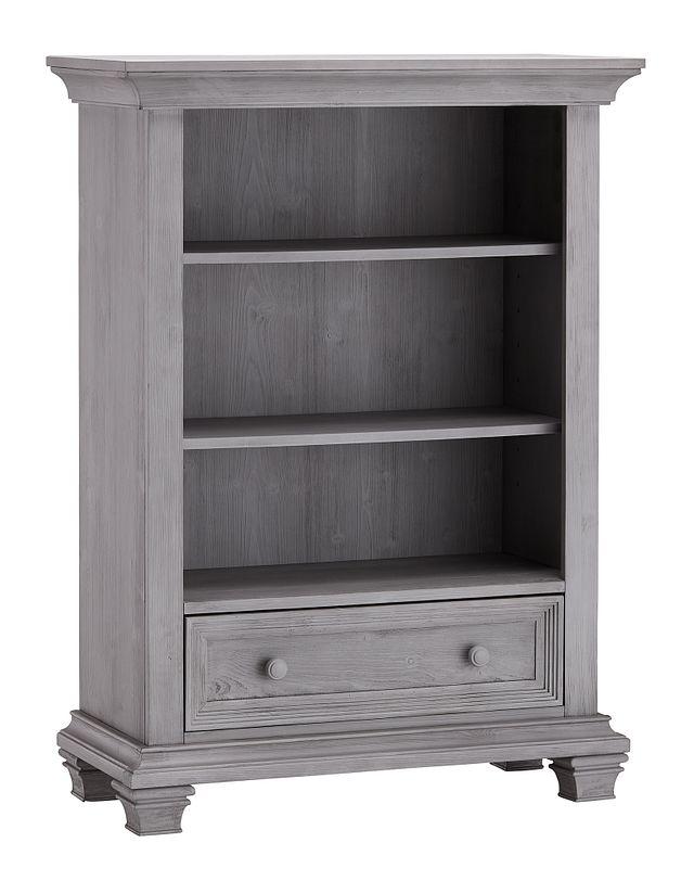 Westport Light Gray Bookcase (1)