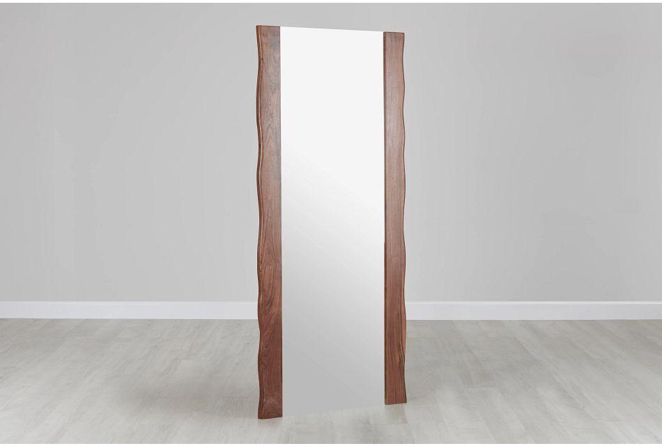 Waverly Light Tone Floor Mirror