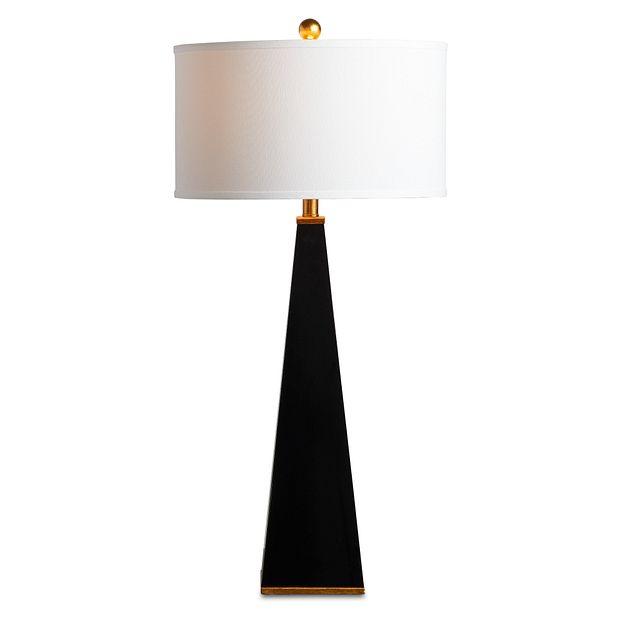 Elle Black Table Lamp (3)
