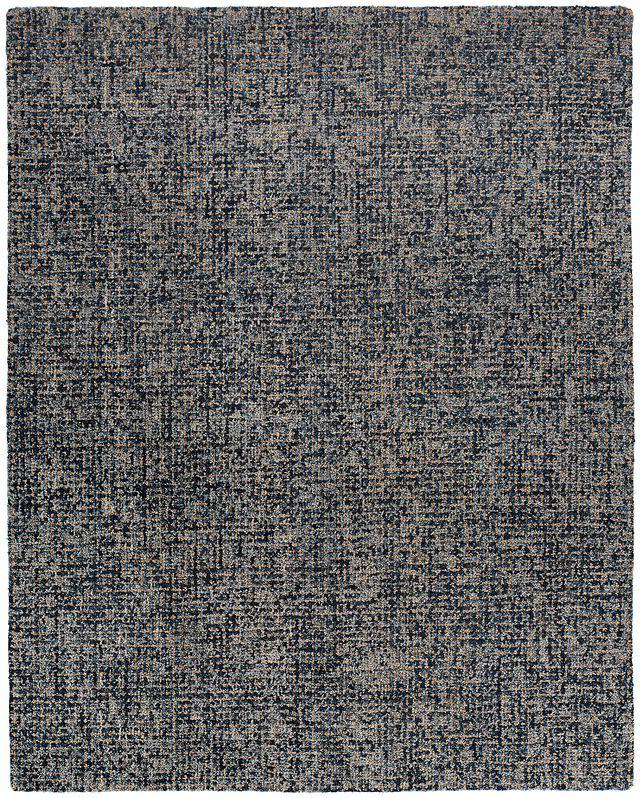 Ryker Dark Blue 8x10 Area Rug (0)
