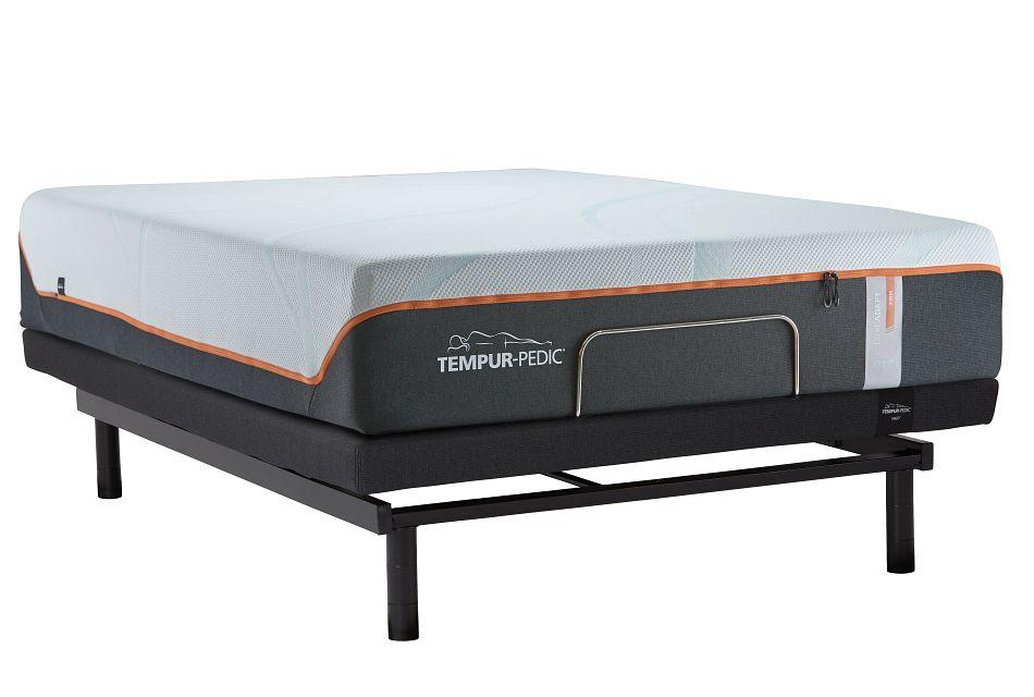 Tempur-luxe Adapt Firm Ergo Sleeptracker Adjustable Mattress Set