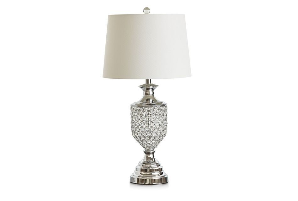 Glow Crystal Table Lamp