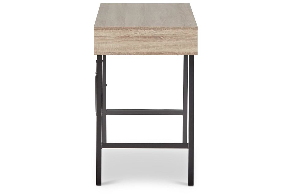 Dallas Black Two-tone Desk,  (3)