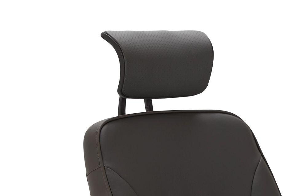Aurora Gray Uph Desk Chair
