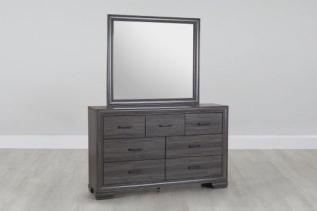 Colson Light Tone Dresser & Mirror (0)