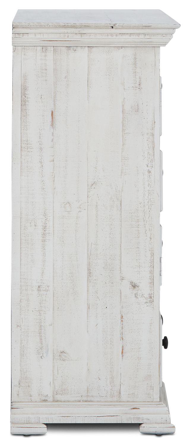 Davenport White Dresser (3)