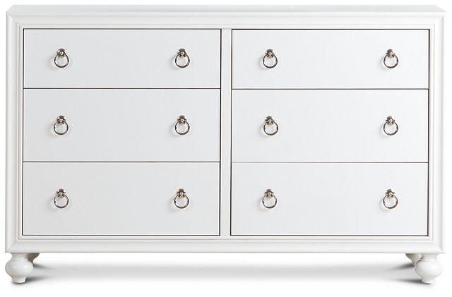 Isabella White Dresser (0)