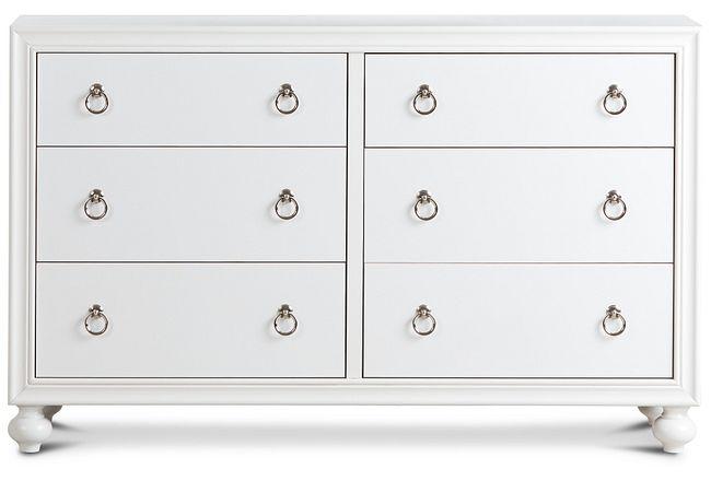 Isabella White Dresser