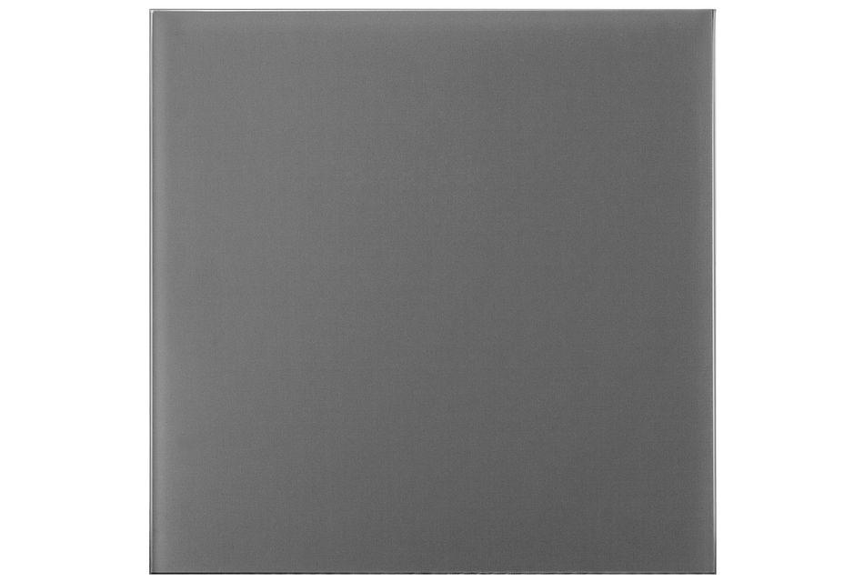 "Lisbon Gray 36"" Square Table,"