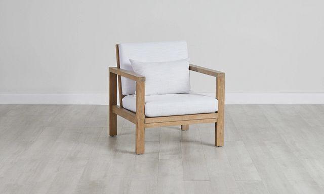 Nantucket Light Tone Woven Accent Chair (0)
