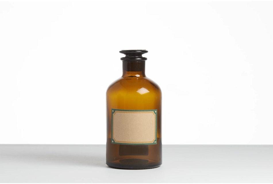 Sloan Brown Large Bottle