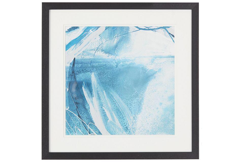 Indigo Blue Framed Wall Art
