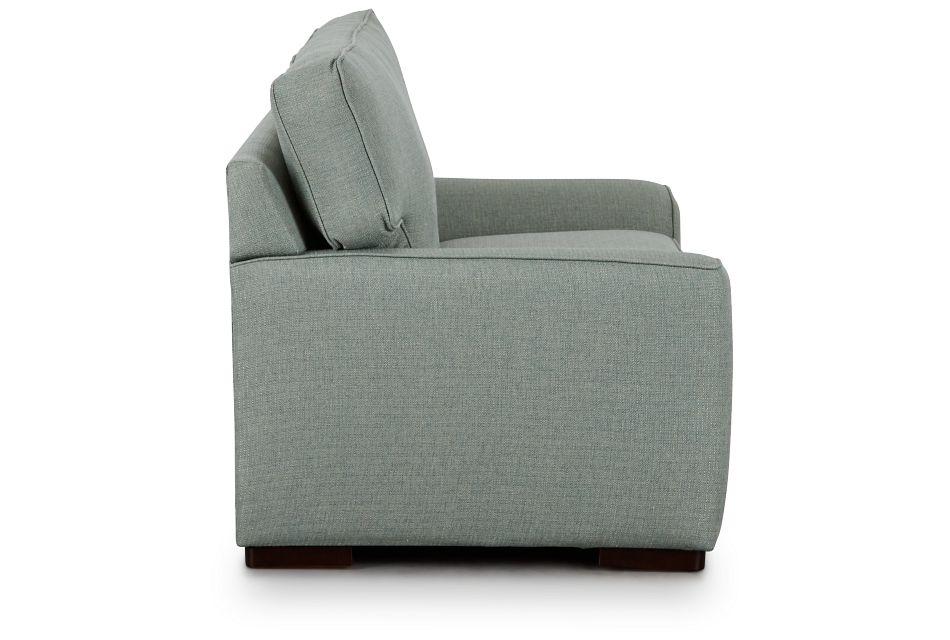 Austin Green Fabric Innerspring Sleeper, Twin (3)