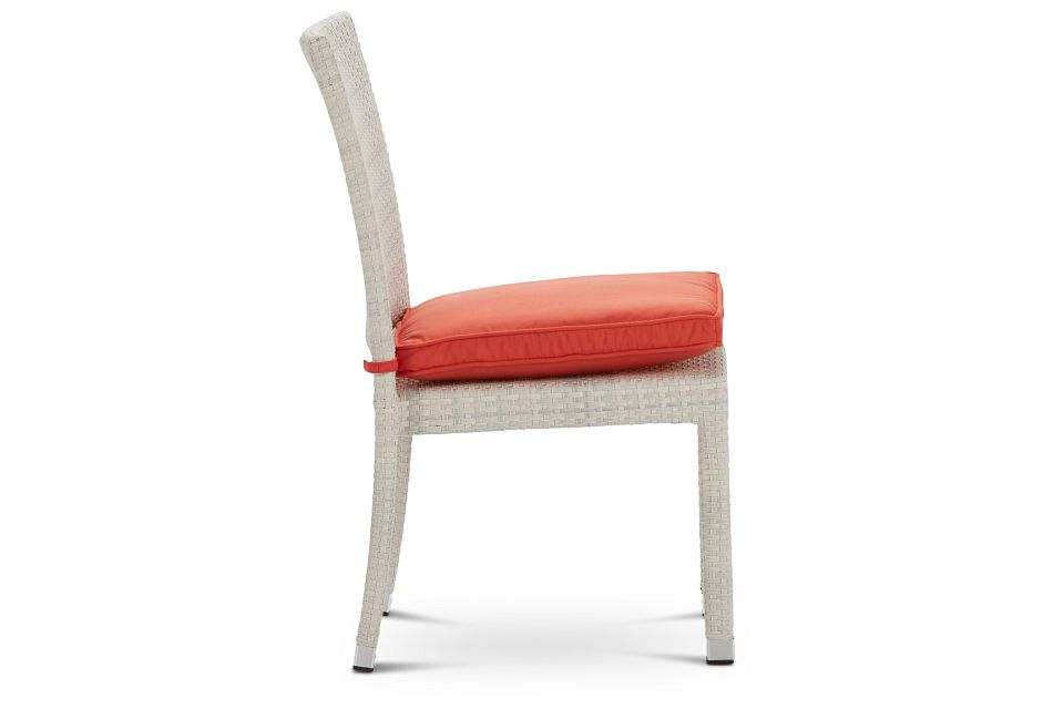 Bahia Orange  Side Chair