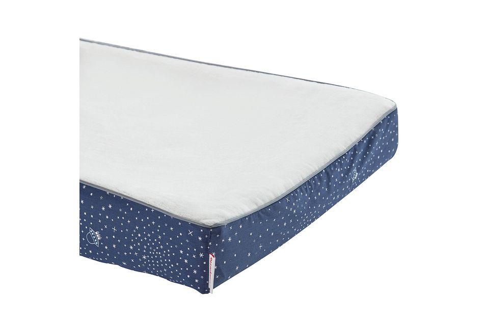 Galaxy Dark Blue 5 Piece Crib Bedding Set