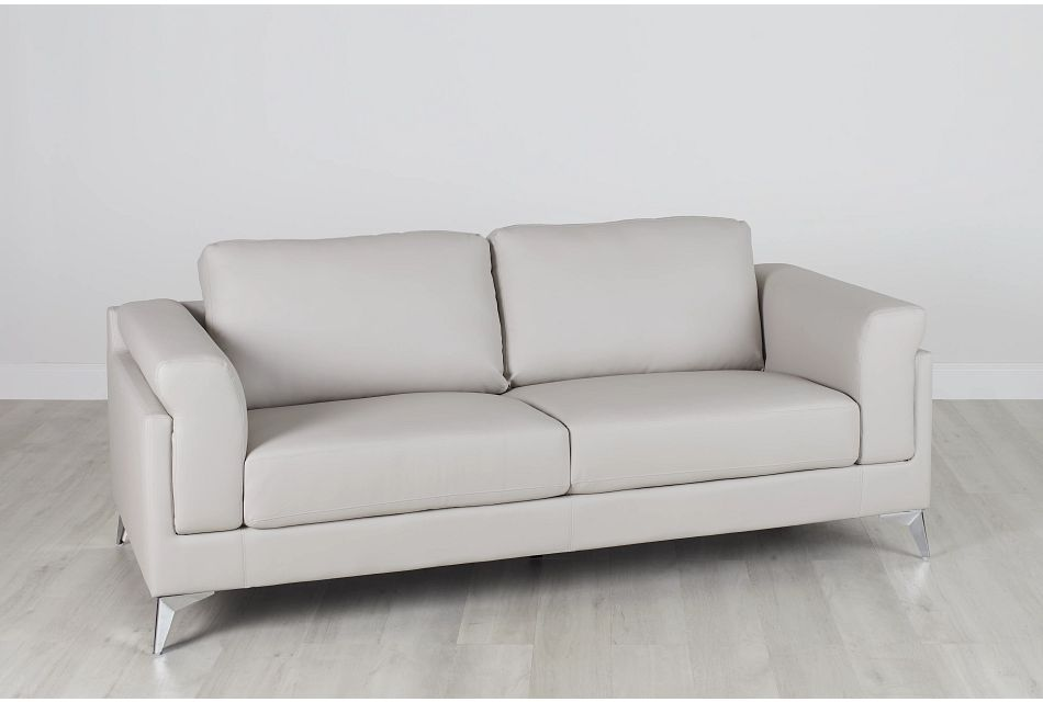 Gianna Gray Micro Sofa