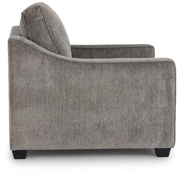 Bianca Gray Fabric Chair (2)