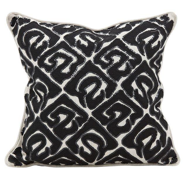 Ellwood Multicolored Square Accent Pillow (0)