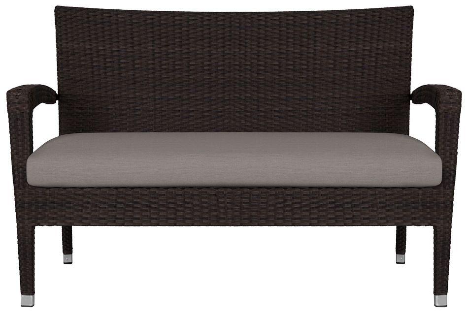 Zen Gray Sofa