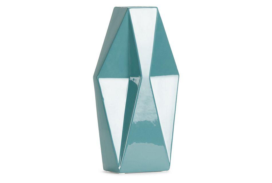Haddar Green  Vase,  (2)