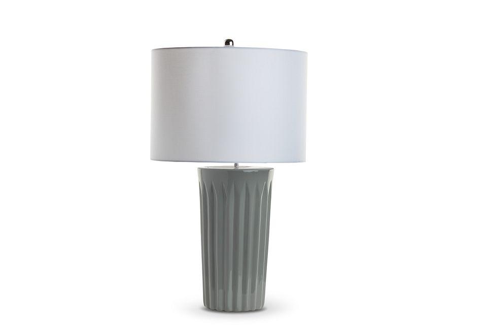 Blaine Gray Table Lamp