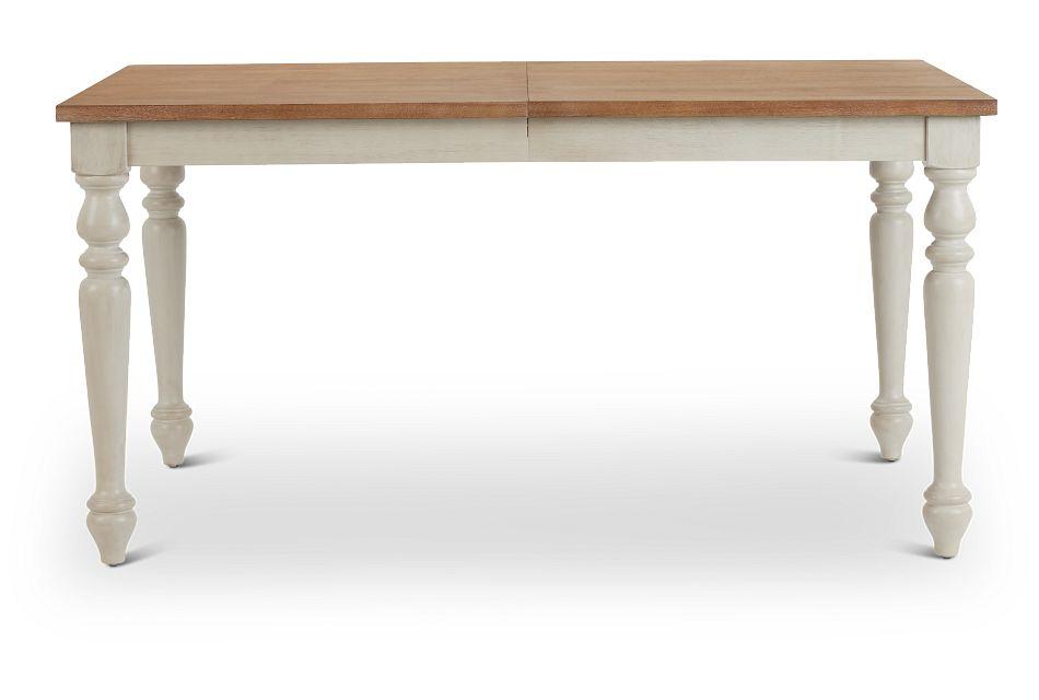 Lexington Two-Tone Rectangular Table,  (1)