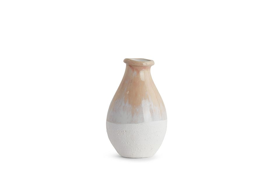 Deena Pink Small Vase