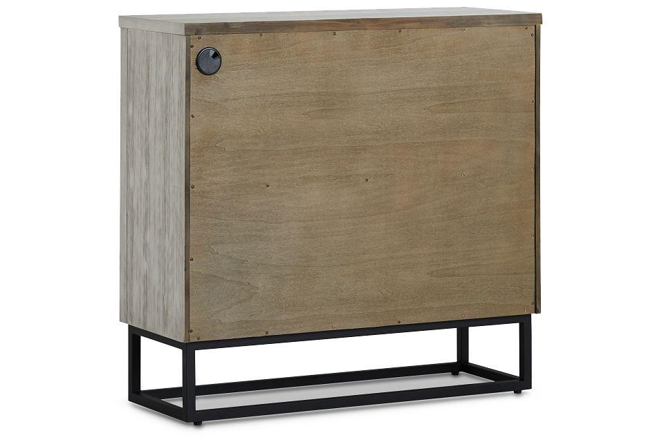 Aspen Gray Cabinet