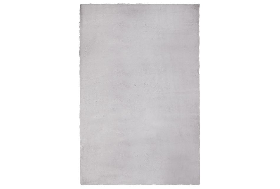 Kaycee Light Gray 2x3 Area Rug