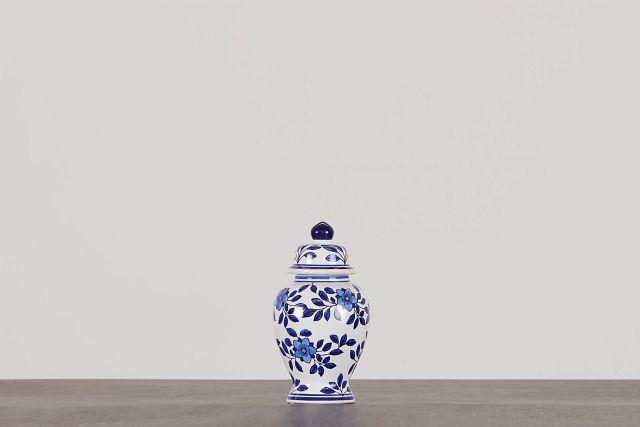 Mala Blue Jar (0)