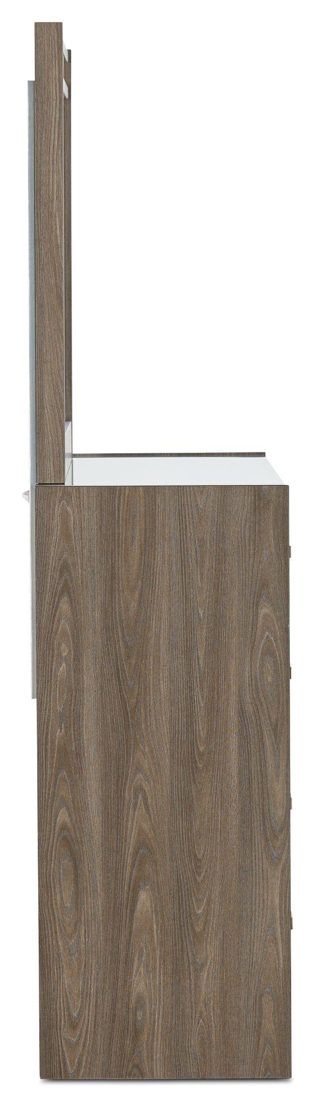 Sutton Light Tone Dresser & Mirror (2)