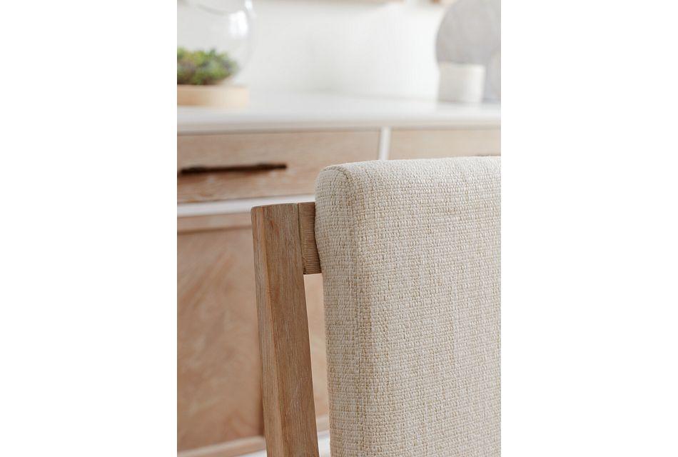 Boca Grande Light Tone Upholstered Side Chair