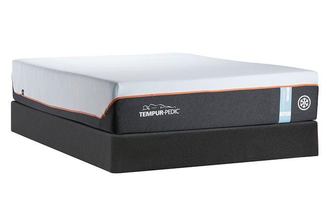 Tempur-luxebreeze™ Firm Mattress Set