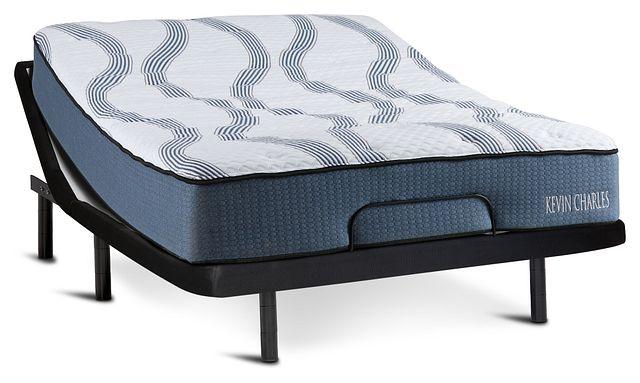 Kevin Charles Melbourne Cushion Firm Gold Adjustable Mattress Set (0)