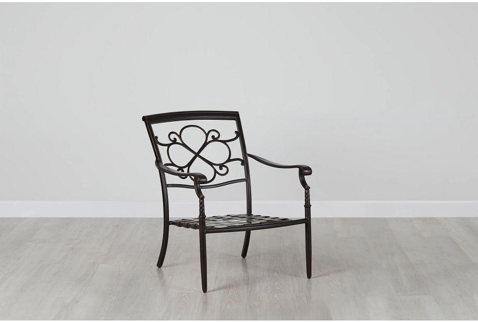Naples Aluminum Chair