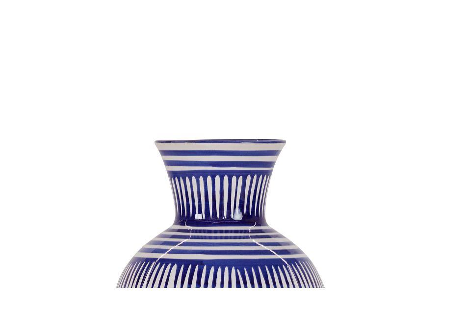 Nina Blue Vase