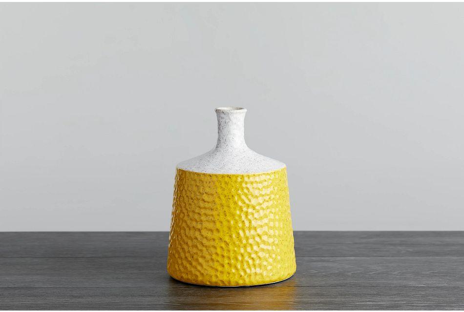 London Ceramic Vase