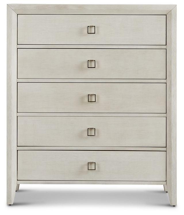 Ashton Ivory 5-drawer Chest (1)