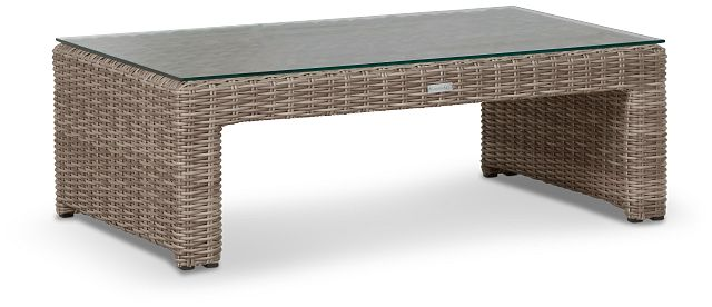 Raleigh Gray Rect Coffee Table (1)