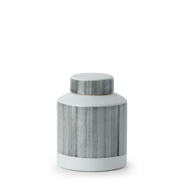 Rigel Gray Ceramic Jar (3)