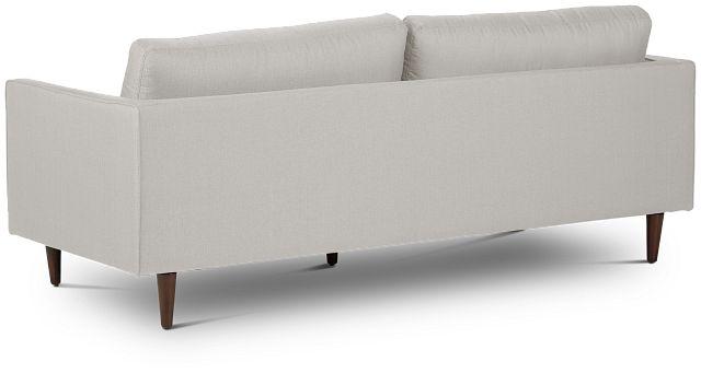 Rue Light Beige Fabric Sofa