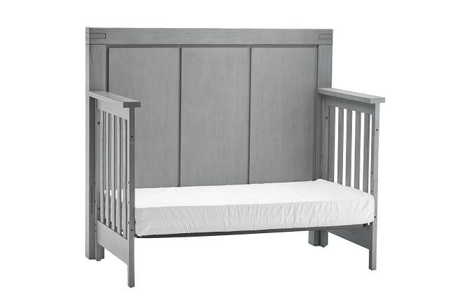 Piermont Gray 4-in-1 Crib