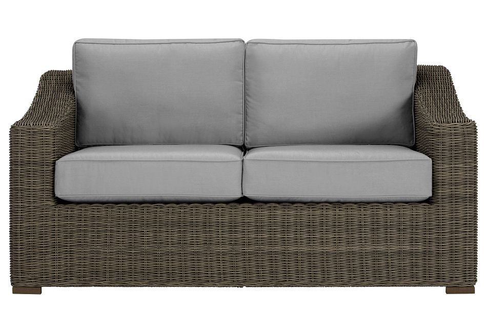 Canyon Gray Loveseat