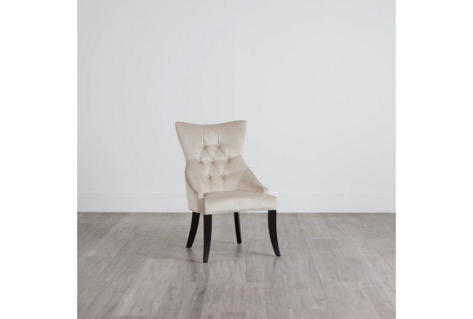 Sloane Light Beige Upholstered Arm Chair,  (0)