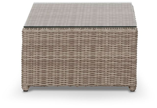 Raleigh Gray Rect Coffee Table (2)