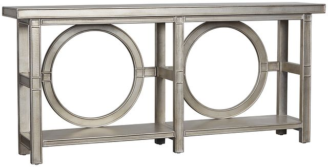 Starshine Silver Console Table (1)
