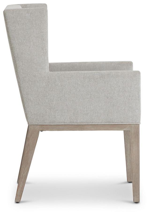Linea Light Tone Arm Chair (2)