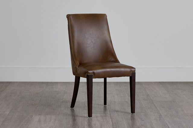 Brynn Brown Micro Side Chair (0)