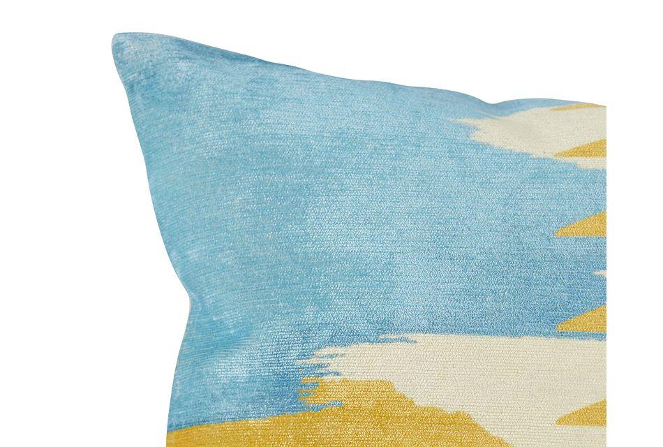 Beatriz Yellow Accent Pillow